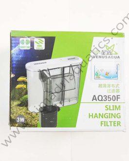Hanging filter- Venusaqua AQ350F (Medium sized)