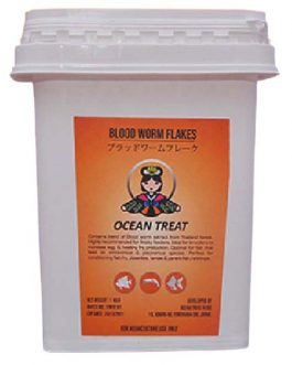 Ocean Treat Bloodworm Flake(100 gm)